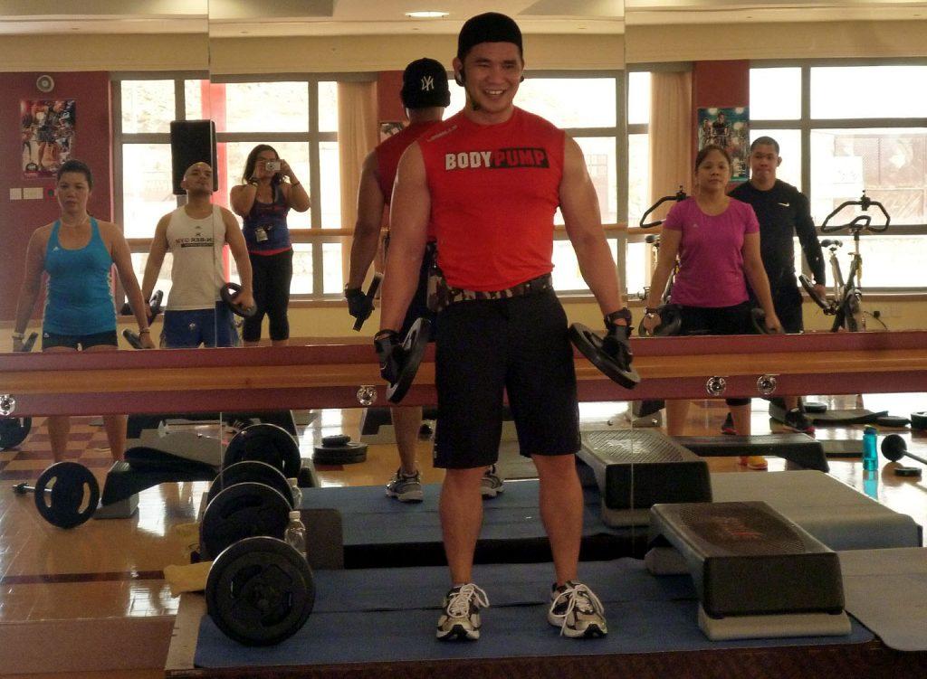 Peter in BodyPump